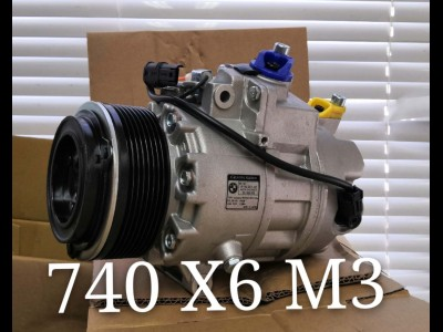 其他,740 X6 M3,冷氣泵,