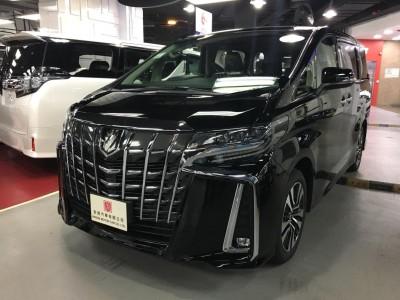 ALPHARD 2.5 SC,豐田 Toyota,2020,BLACK 黑色,7,c172579