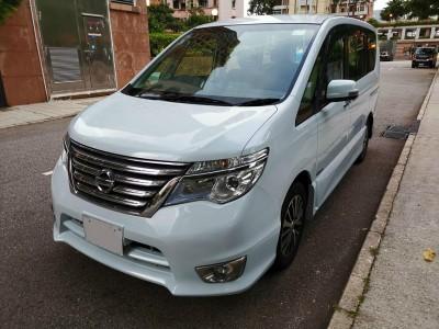 SERENA Highway Star 2.0,日產 Nissan,2013,WHITE 白色,8,c172887