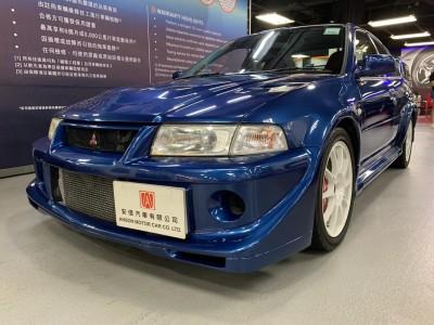 LANCER EVOLUTION VI,三菱 Mitsubishi,2000,BLUE 藍色,5,C080 / c173742
