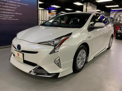 Prius Sport,豐田 Toyota,2015,WHITE 白色,5,C137 / C175223