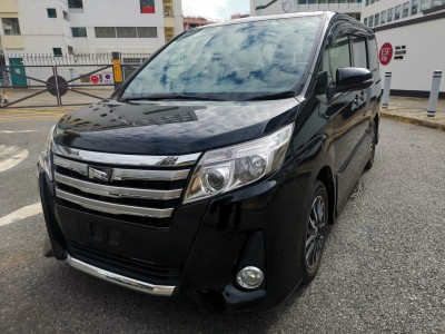 NOAH SI,豐田 Toyota,2014,BLACK 黑色,8,C148 / C175537