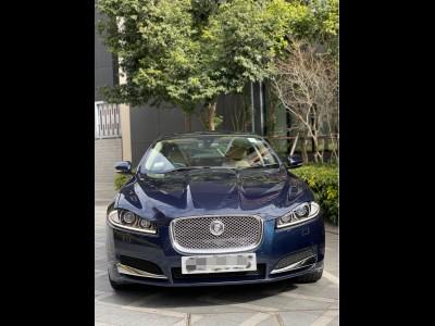 XF 2.0,積架 Jaguar,2013,BLUE 藍色,5,