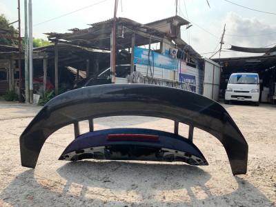 車身組件,Scirocco ,Scirocco Aspec 碳纖維尾翼,