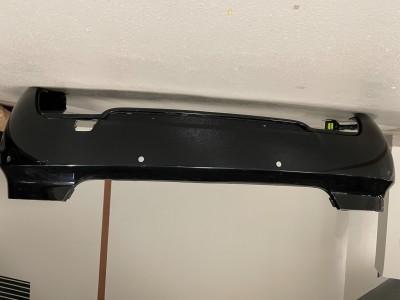 車身組件,E92,E92 m sport rear bumper 尾泵把 後泵把,