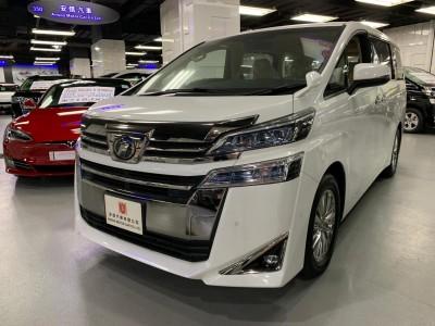 VELLFIRE 3.5 VL,豐田 Toyota,2019,WHITE 白色,7,C146 / C176401