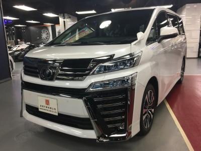 VELLFIRE FACELIFT 3.5 ZG,豐田 Toyota,2019,WHITE 白色,7,c126/ c176402