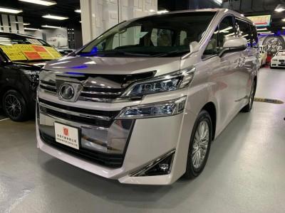 VELLFIRE 3.5 VL V6,豐田 Toyota,2019,GOLD 金色,7,C105 / c176403
