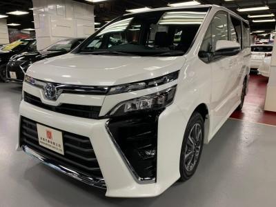 VOXY ZS FACELIFT,豐田 Toyota,2021,WHITE 白色,7,c018/c176247