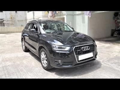 Q3 2.0T QUATTRO,奧迪 Audi,2013,BLACK 黑色,5