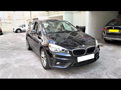 220iA ACTIVE TOURER,寶馬 BMW,2015,BLACK 黑色,5,