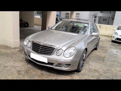 E280 AVANTGARDE,平治 Mercedes-Benz,2007,GREY 灰色,5,