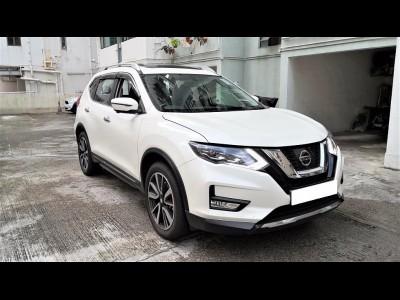 XTRAIL PLUS+,日產 Nissan,2019,WHITE 白色,7,