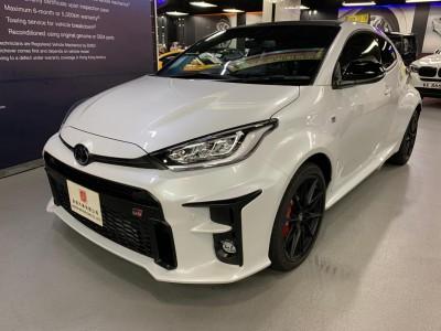 YARIS GR ZR HIGHPERFORMANCE,豐田 Toyota,2021,WHITE 白色,4,c176705 / c034
