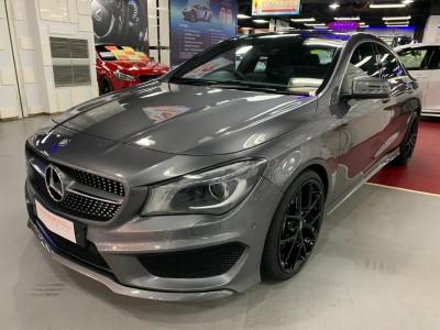 CLA250 AMG,平治 Mercedes-Benz,2015,GREY 灰色,5,c177703/c21-013