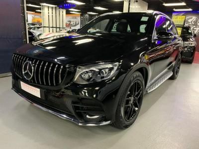 GLC300 AMG,平治 Mercedes-Benz,2018,BLACK 黑色,5,c177706 /c 21-21
