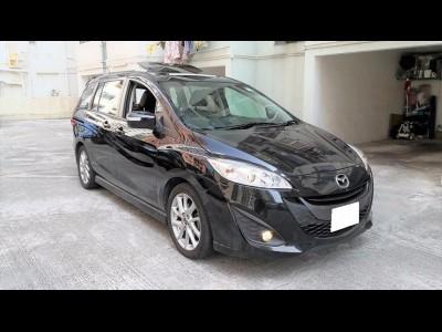 MAZDA 5,萬事得 Mazda,2017,BLACK 黑色,7