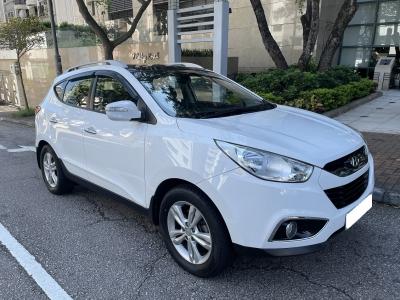 TUCSON 2.0,現代 Hyundai,2013,WHITE 白色,5