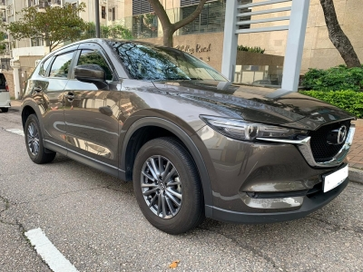 CX5 IPLUS,萬事得 Mazda,2019,BROWN 啡色,5