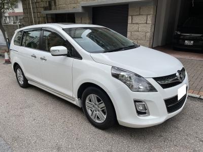 MAZDA 8 DELUXE,萬事得 Mazda,2015,WHITE 白色,8