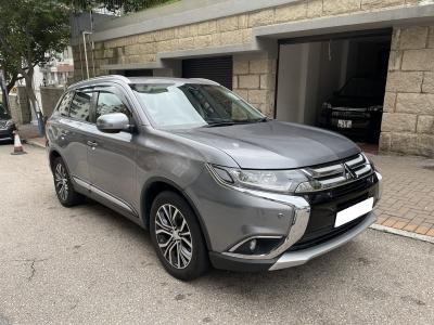 OUTLANDER,三菱 Mitsubishi,2017,GREY 灰色,5