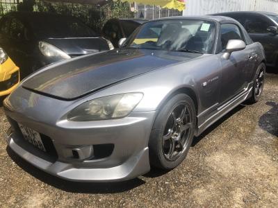 S2000,本田 Honda,1999,GREY 灰色,2