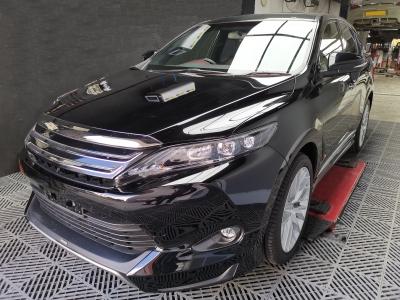 HARRIER,豐田 Toyota,2014,BLACK 黑色,5,C21-011 / c17944